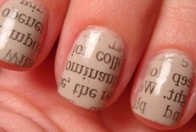 Cute Nails / Nail designs I like and/or want to replicate / by Meredith Kaye