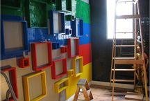 LEGO rooms