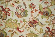 vintage, fabrics