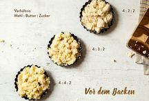 Baking-Hacks // Backhacks / Backhacks sind einfach goldwert. Egal ob es um die perfekten Streusel oder den besten Hefeteig geht - ihr findet es hier