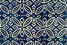 wzory tekstylia