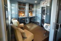 ~ LAUNDRY ROOMS ~ / It's a dirty job but someone has to do it and why not do it in style..
