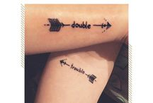 BFF Tattoo Ideas