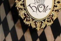 Alice in Wonderland Ideas / Halloween Part / by Amelia Cody
