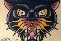 Татуировки с ягуаром