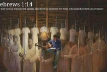 Hebrews - English and Thai Script / by Brian Laing