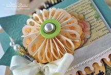 Crafts-Flowers / by Tammy Demoreuille