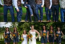 Wedding - County / Rustic / Rustic Wedding Ideas