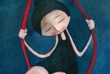 manublu's illustrations