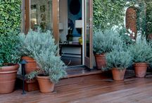 outdoor spaces / by Kathryn Murray