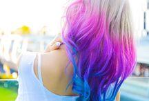 Maddie's hair