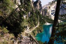 Berge / Hier findest Du Inspirationen für Reisen in die Berge.