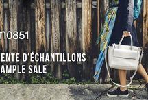 S P R I N G 1 7 S A M P L E S A L E / Vente d'échantillons m0851 en ligne // m0851 Online Sample Sale.   À vos agendas! Notre grande vente d'échantillons est de retour! / Save the date! Our seasonal Sample Sale is back!  Pour tous les détails / For all the details: https://www.m0851.com/ventedechantillons/