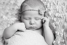 Greensboro North Carolina Newborn Baby Photographer