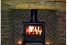 Wood Burner Stoves / Inspirational ideas for your fireplace stove