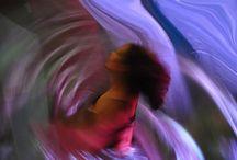 dance / glance of movement - dance