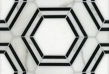 Inspiration - B&W Geometric