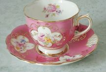 CUPS & SAUCERS / by marjorie mc caulay