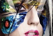 "Maquillaje ""M Magazine"" / by Pablo Maqueda"