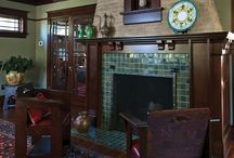 616 Taylor Bungalow Fireplaces