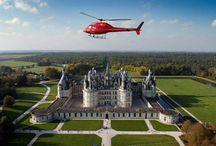 Helicopters - Circuits et transferts en hélicoptère / Joignez l'utile à l'agréable