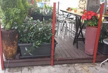 Plenties Γέρακα / Πάτωμα Deck, επένδυση τοίχου, πάσο