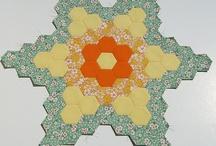 Hexagons / by Gloria Bunn