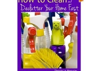 How to Clean / Learn the best tips and ideas for how to clean your home efficiently and with less effort.