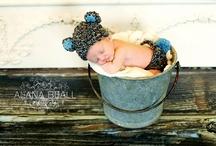 Baby Boy / Newborn photo ideas / by Susan Beyer