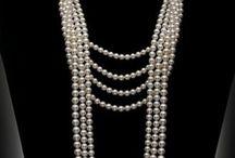 beads. pearl