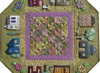 Little House Quilts at KayeWood.com / by KayeWood.com