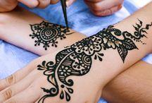 Henna Tattoo Ideas of 2015 / Henna Tattoo Ideas of 2015