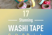 What to do with washi tape