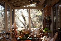 PORCHES / by TednSuz