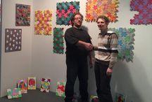 EVENTI 2016 - ArteGenova 12-15 febbraio / Partecipazione alla manifestazione ARTEGENOVA 2016 con il sostegno degli artisti Giancarlo MONTUSCHI e GIAN PIETRO ARZUFFI