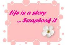 Scrap That / the stories of our lives... capture the moments and put them in chronological order.... / by Karrie ღ Miller ❁