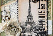 Paris / by Grazyna Lilley