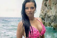 Michaela Giapitzaki sexy Greek girl