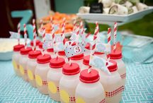2nd Birthday Ideas / by Mary Gardner