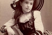 young girl old photos