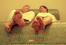 Spa & Wellness - Hotel Noordzee / De wellness mogelijkheden van Noordzee, Hotel & Spa.