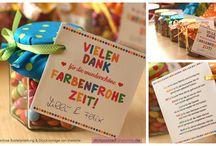 Kindergarten Abschied/ Schulschluss