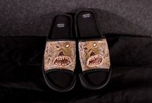 Dead Threadz Footwear (latex)