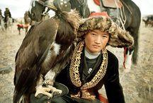Shaman , Asia , Man , Women
