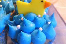 Duck Cakes