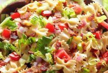 Quinze délicieuses salades de pâtes à deguster