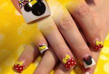 Disney nailart / by Olivia Gordon