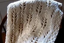gebreide dekens