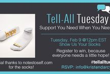 Tell-All Tuesday Infertility Virtual Support / Infertility Support When You Need It!