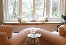 Chairs by Window / by bernadette fletcher
